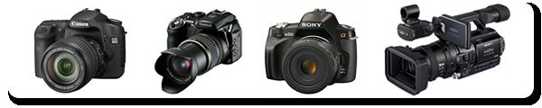 cameras-profissionais
